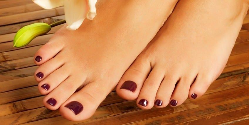 Pretty Feet Contest